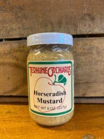 mustard horseradish