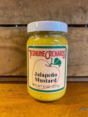 mustard jalapeno