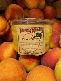 salsa peach