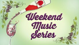 weekend music series