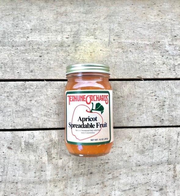spreadable fruit apricot