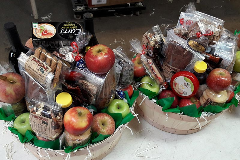 Gift Boxes and Gift Baskets