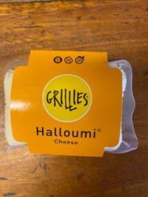 cheese halloumi
