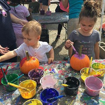 Family Fun Fall Weekends