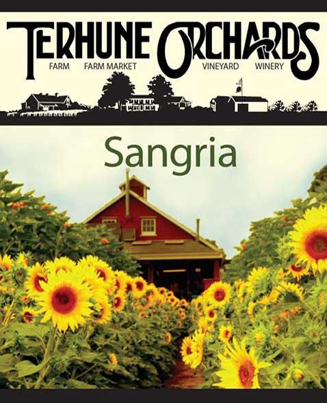 Sangria Label