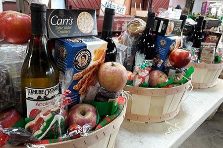 Farm Store Gift Baskets