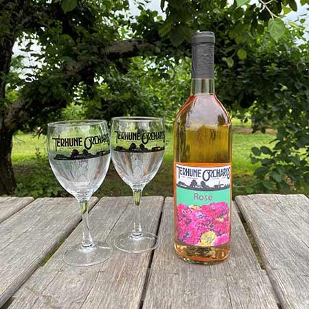 Terhune's Rosè Wine