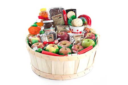 Gift Baskets - Winter